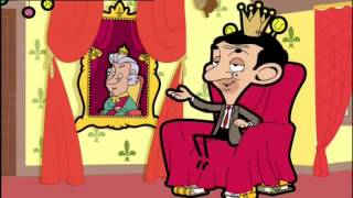 Mr Bean A Royal Makeover ENGLISH VERSION
