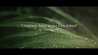 Cinematic Video at Art Film School Indonesia (Afis) - Canon 60D kit1 18-55mm By.Yuyud Acheek