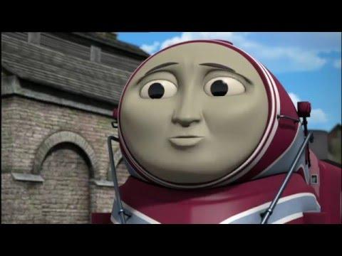 Thomas de Trein Snelle Wagons NL HD
