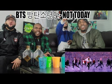 BTS (방탄소년단)-Not Today MUSIC VIDEO REACTION/REACTION - GET THIS SONG TO 200 MILLION VIEWS