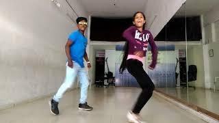 Top lesi poddi,,, choreographed by shri gautam and karishma glassware,,, ,( karishri  )
