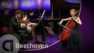 "Beethoven: Piano Trio in D major, ""Ghost"" - Harriet Krijgh & Friends - Live HD"