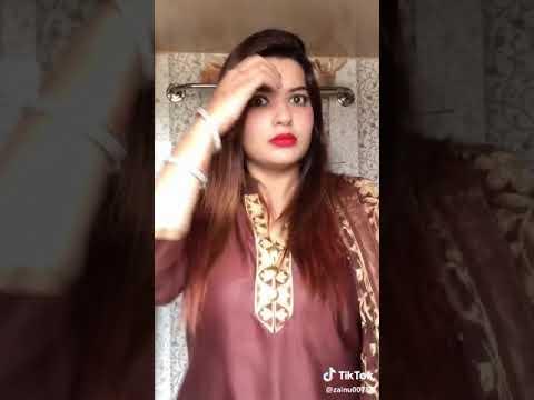 Desi cute indian girl boobs press