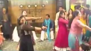 Desi Girls Dance ON Wedding Mehndi Night ''Radhaa''