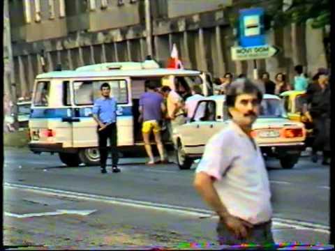 Crveni fićo Osijek 27. lipnja 1991.