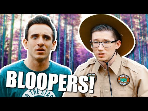 BOY SCOUT RUINS MY LIFE BLOOPERS
