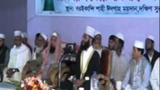 Hazrat Maulana Abdul Malik Islahee Boroikandye 2014 Waz Mahfil 1 2 3 Disk part 3