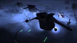 Star Wars The Clone Wars - Battle of Umbara[Landing]