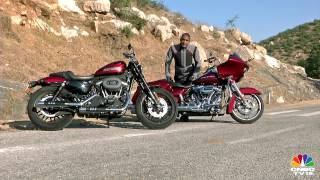 2017 Harley-Davidson Road Glide and Roadster first ride review in India