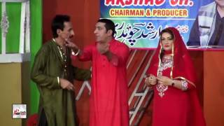 ZAFRI CHUK KE RAKH - PAKISTANI STAGE DRAMA FULL COMEDY CLIP