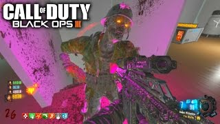 MODERN MANSION BLACK OPS 3 CUSTOM ZOMBIES MAP!