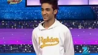 Raghav slow motion amazing dance performance