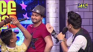 Roshan Prince | Playing Games | Studio Round - 06 | Voice of Punjab Chhota Champ 3