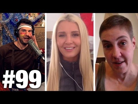 #99 SEXY TRUMP LADIES! Lauren Southern and Karen Straughan | Louder With Crowder