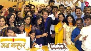 Devdatta Nage, Surabhi Hande, Isha Keskar enjoy at Jai Malhar