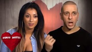 Couple Bond Over Shared 'OCD' | First Dates