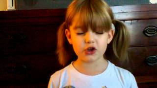 Leila Singing a Sad Song from My Little Pony