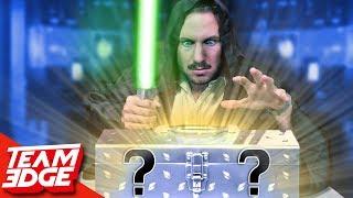 """""""The Last Jedi"""" Escape Room!!"""