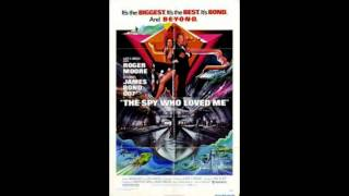 The Spy Who Loved Me  Soundtrack - gunbarrel theme