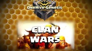 Clan War #101 OneHive Genesis vs Pittsburgh A