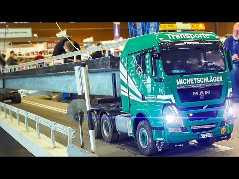 Xxx Mp4 EXTREME LONG RC TRUCK HEAVY WEIGHT TRANSPORT RC MAN RC CRANE LIEBHERR MB ACTROS 3gp Sex