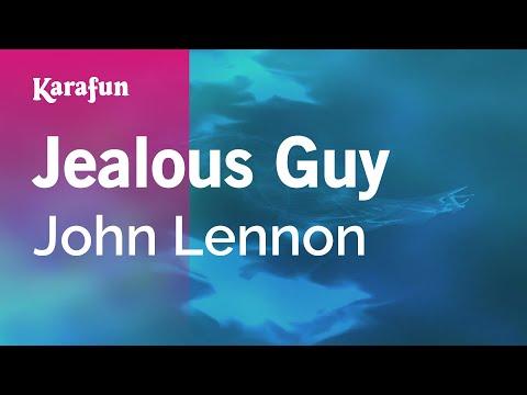 Karaoke Jealous Guy - John Lennon *
