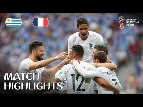 Xxx Mp4 Uruguay V France 2018 FIFA World Cup Russia™ Match 57 3gp Sex