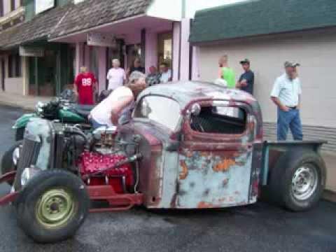Building a 1938 Ford Rat Rod Frame