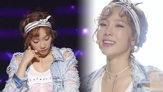 《Comeback Special》 TAEYEON (태연) - Why @인기가요 Inkigayo 20160703