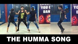 The humma song dance choreography   ok jaanu movie   Shraddha kapoor aditya roy kapoor ar rahman
