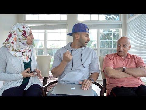 Insane Pregnancy PRANK on Arab Parents!!