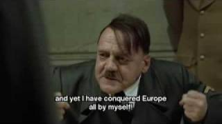 Hitler Gets Angry (Actual Subtitles)