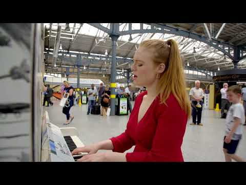 Download Freya Ridings - Lost Without You (Live at Dublin's Heuston Station) free