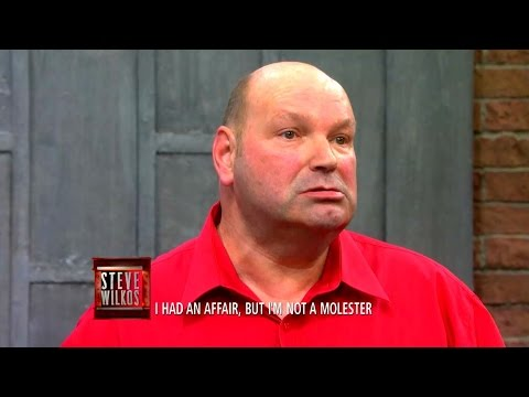 Xxx Mp4 Is This Man A Molester The Steve Wilkos Show 3gp Sex