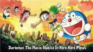 Doraemon - The Movie Nobita In Hara Hara Planet Full Movie - Hindi - 480p HD| 2017