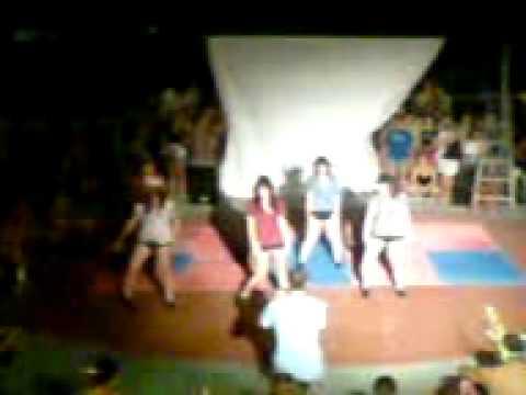 skouras camp 2009.Disex.dance