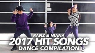 2017 Hit Songs Siblings Dance | Ranz and Niana