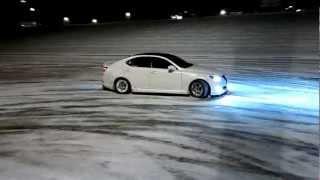 FRS x IS250 drift night