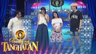 Tawag ng Tanghalan: Vice and Anne give Jhong an exposure