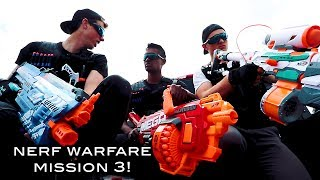 Nerf meets Call of Duty: Campaign | Mission 3 (Nerf Warfare First Person Shooter)