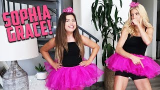 SINGING WITH SOPHIA GRACE! (Day 206)