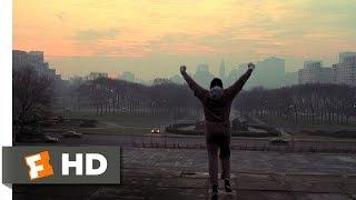 Rocky (8/10) Movie CLIP - Training Montage (1976) HD