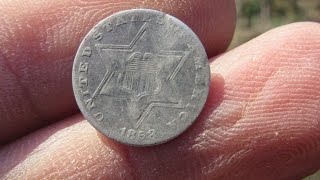 Trime found metal detecting