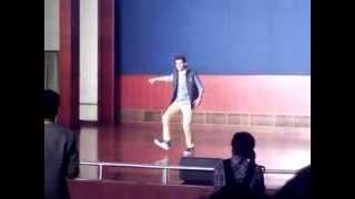 Best On the spot dance by Nikhil on