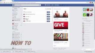 কিভাবে ফেসবুক পেজ ডিলিট করবেন [সমাধান] | How to Delete Facebook Page October 2015