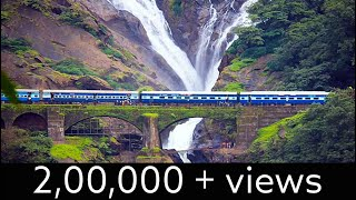 A Trip To Dudhsagar Waterfalls - Documentary