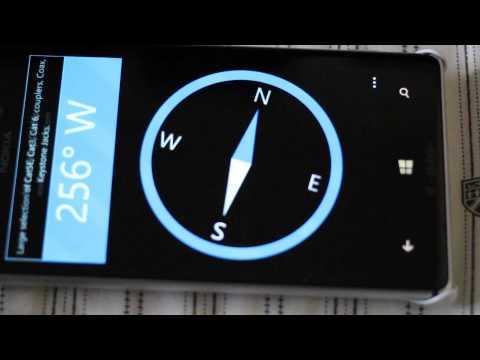 Lumia 925 Compass