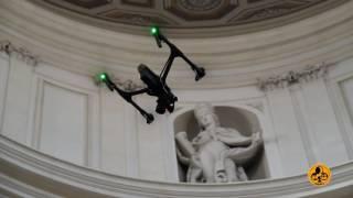 Foligno Citta' Romana: esplorazioni sotterranee e riprese con droni