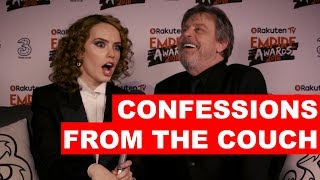 What Are Your Fav Movie Stars Bingeing On!? | Heat Confessions From The Couch