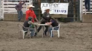 2016 Calgary Police Rodeo - Bull Poker